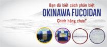 Giới thiệu thuốc Fucoidan Nhật và cách phân biệt hàng thật, giả